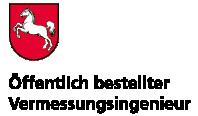 Öffentlich bestellter Vermessungingenieur des Landes Niedersachsen